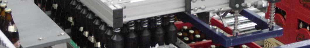 Flaschen einpacken